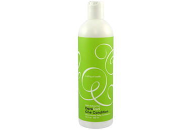 DevaCurl One Condition - Favorite product for curly hair - Naturallycurly.com