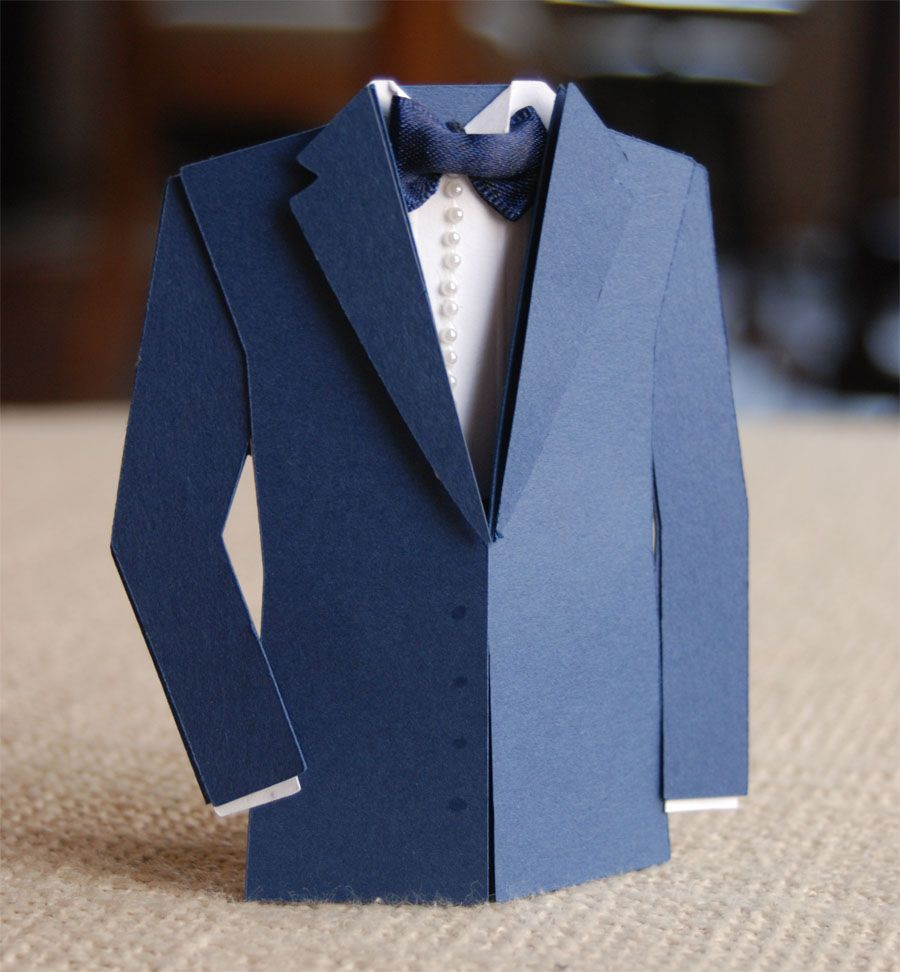 I Love This Very Sharp Masculine Cards Tuxedo Card Cute Cards