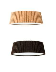 Milan Design Week 2013: Pianis Cork Pendant Lighting