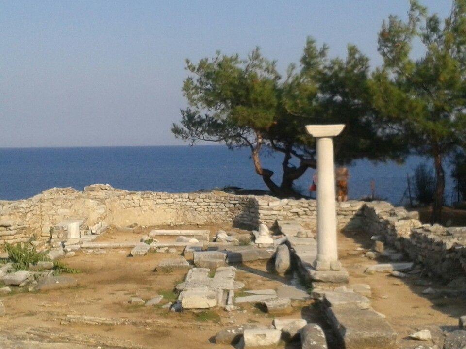 Aliki Ancient Site
