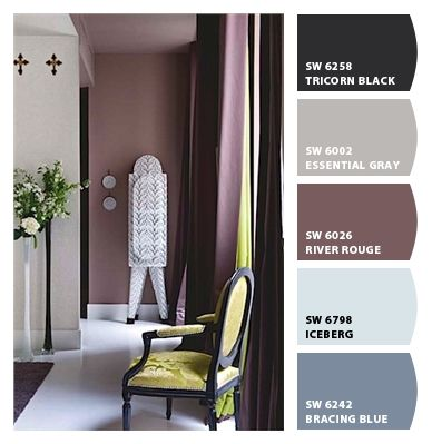 Paint colors from ColorSnap by Sherwin-Williams favenov