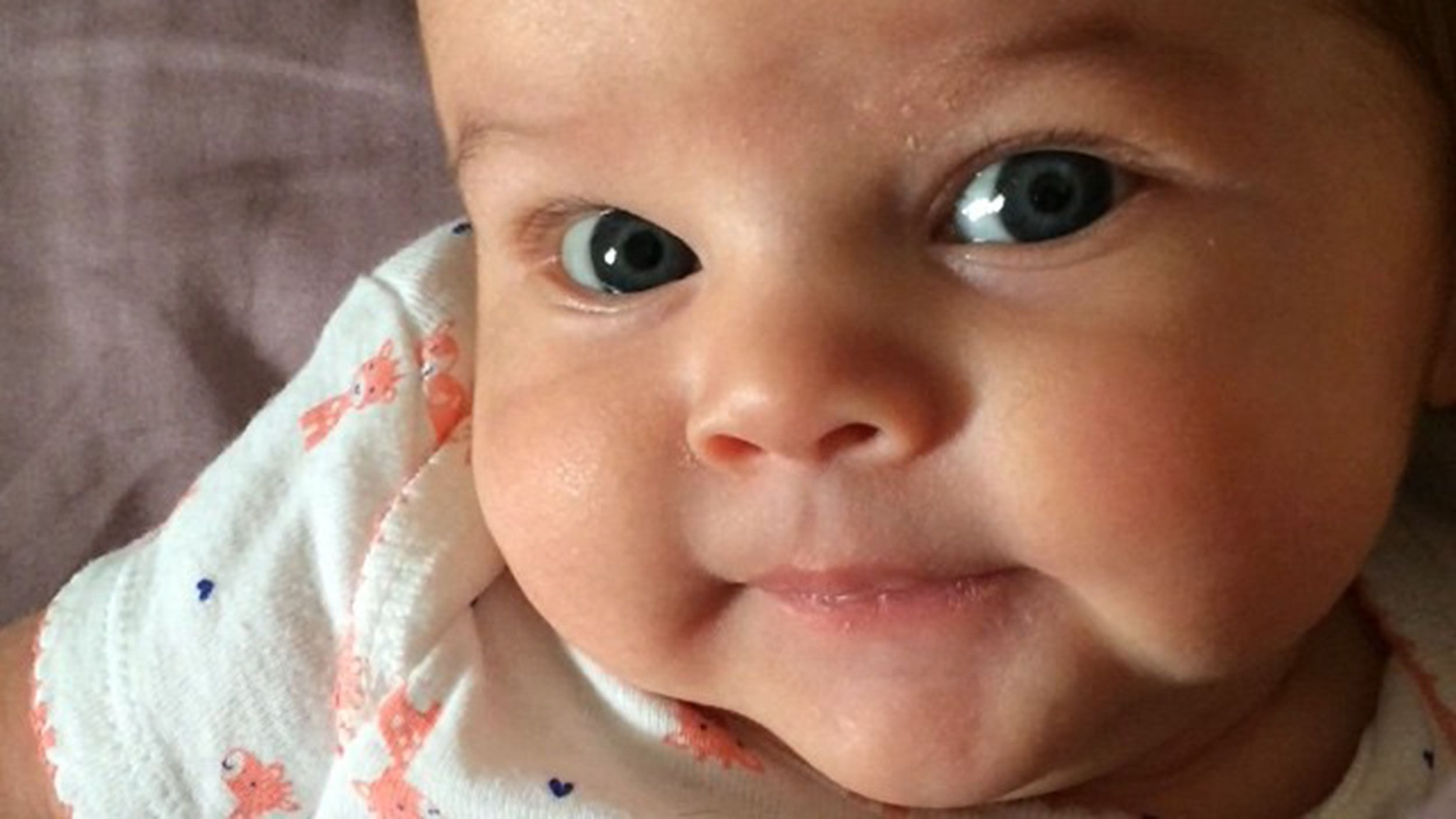"These 16 super-cute babies say, ""Happy Weekend!"""
