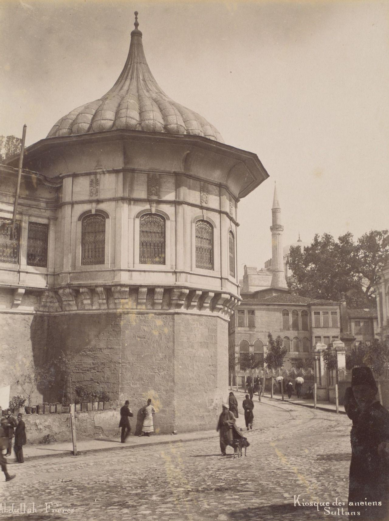 Alay Köşkü Abdullah Fréres fotoğrafı