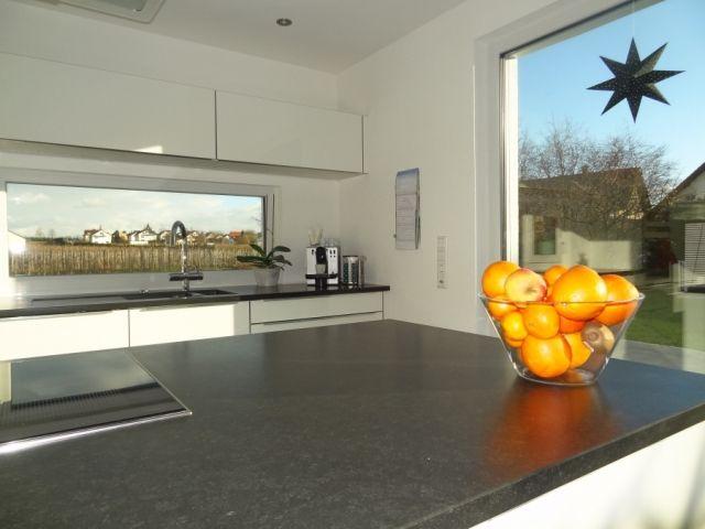 kitchen full of day light, modern kitchen and glass wall Kitchen - moderne wandgestaltung fur wohnzimmer