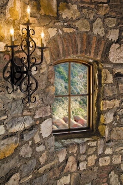 Get Stoned Not Really Using Fake Stone In Interior Design Remodelingguy Net Exterior Stone Rustic Stone Brick Masonry