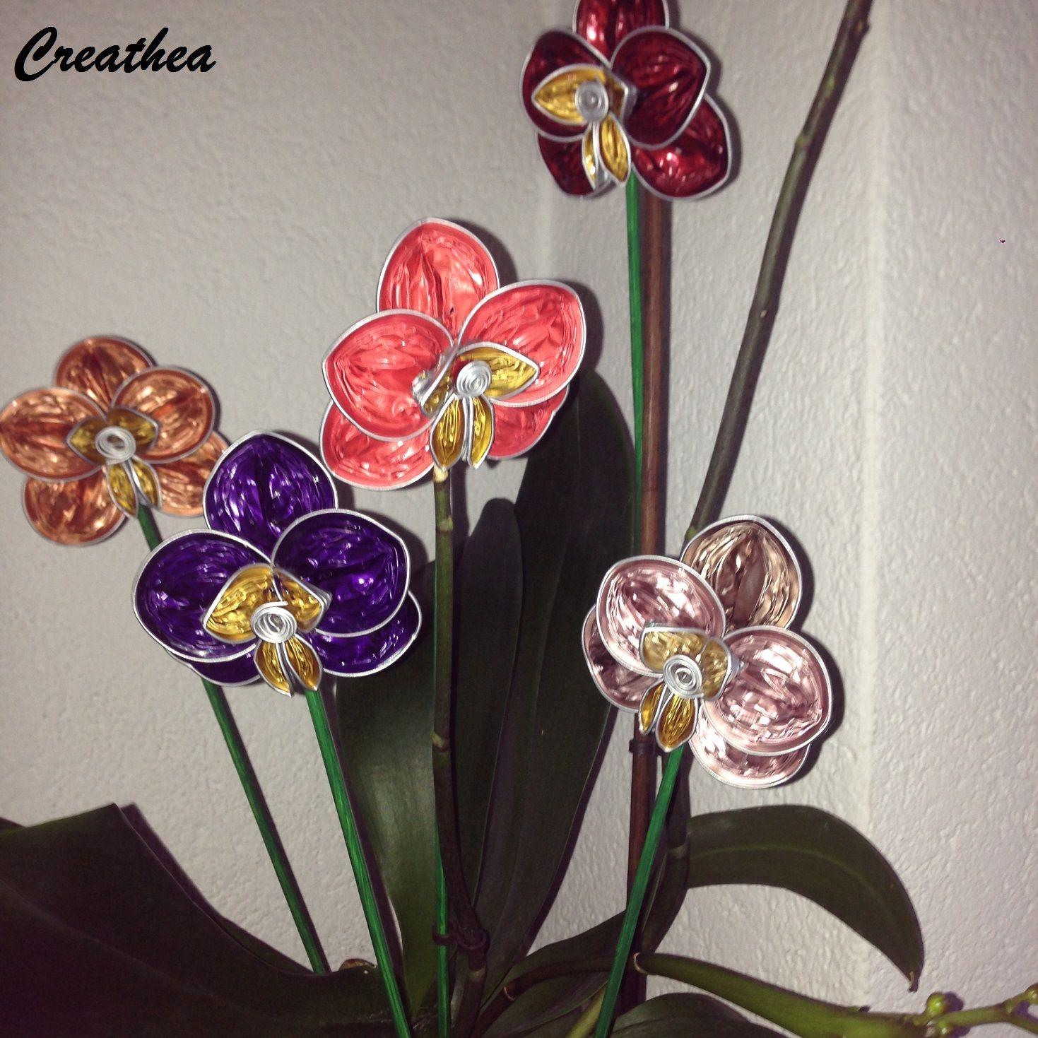 Nespresso:Orchidee seconda variante | Nespresso:Lavoretti ...