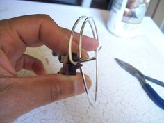 making your own expandable bracelet