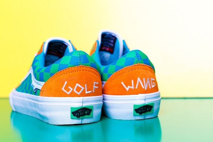 fce81495db2d Golf Wang x Vans 2015 Old Skool Pack Release