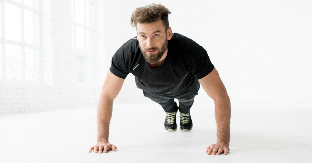 Burn fat fast with this 10 minute abs blaster. Get your abs working and strengthen your core today with this HIIT workout.