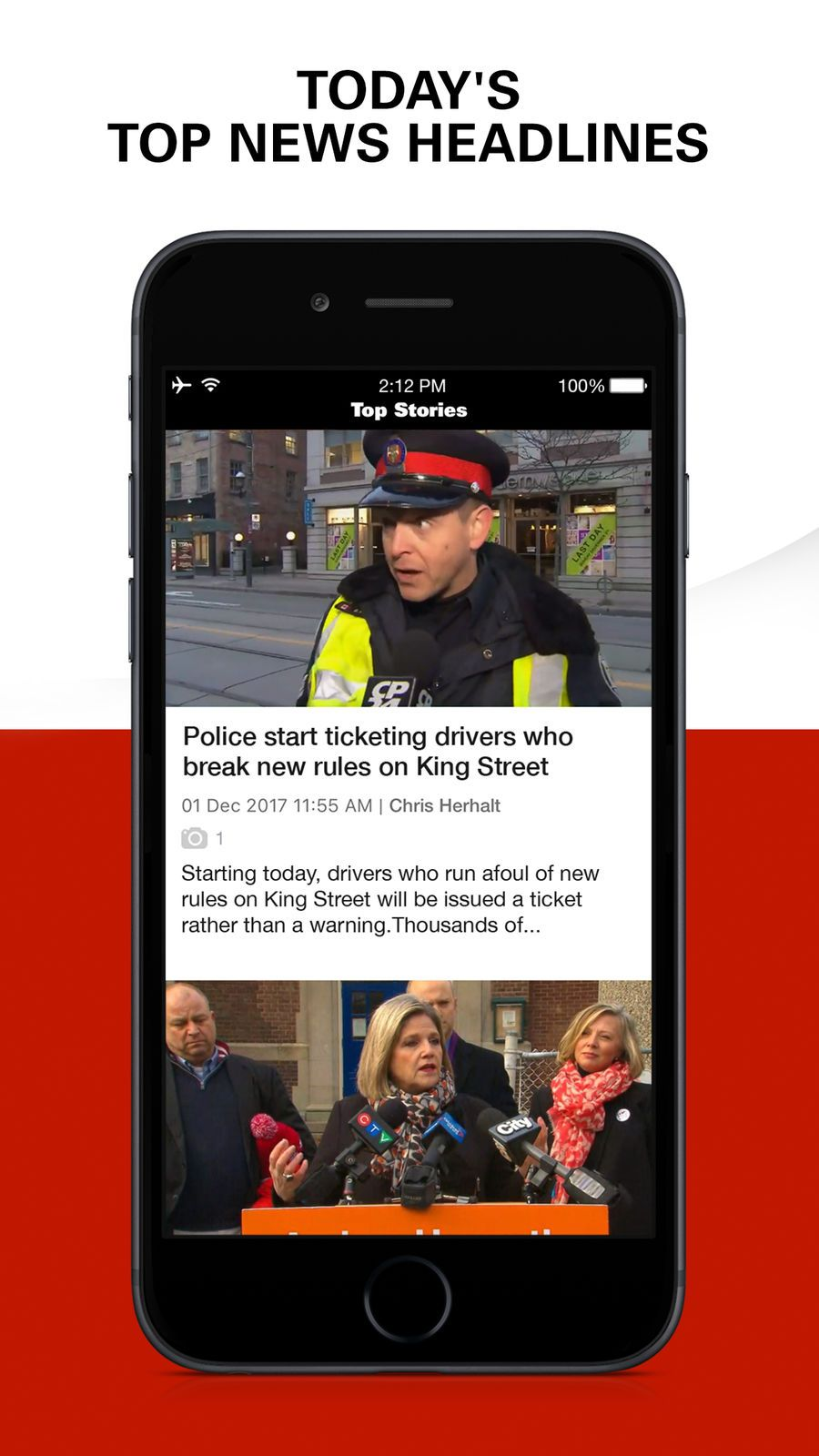 CP24 GO #ios#apps#app#News | Apple Game Plays | Apples to
