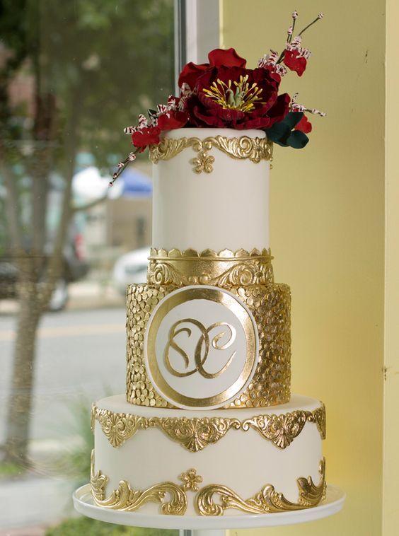 Traditional Indian Wedding Cake Indian Weddings Cake By Soma