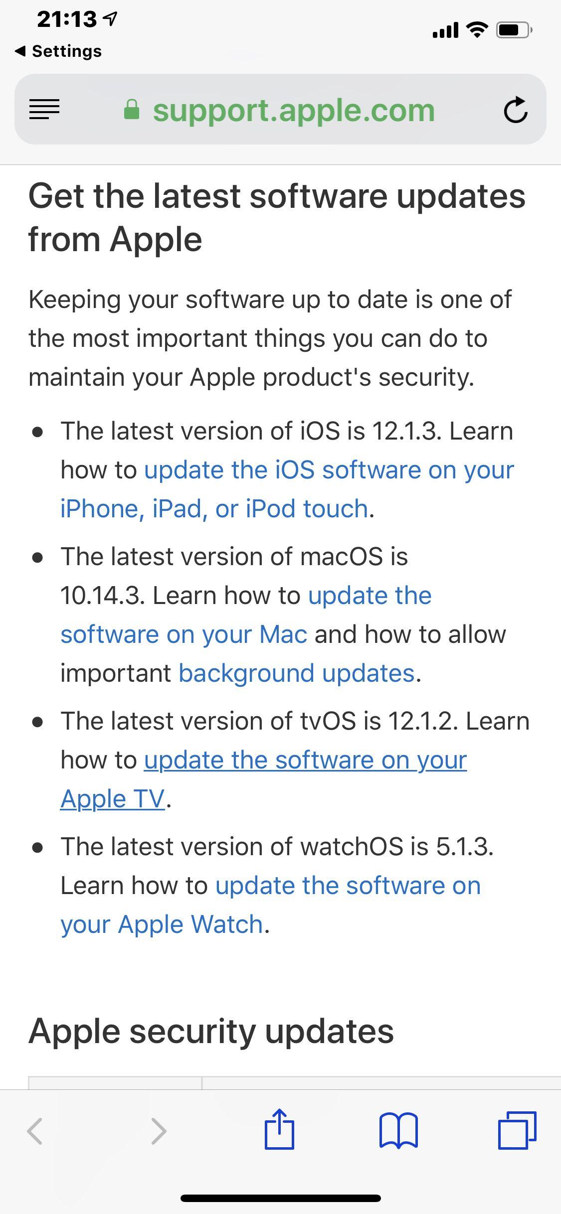 ios #ios12 #iphone #iphonexsmax #ipadpro #apple #update #macos