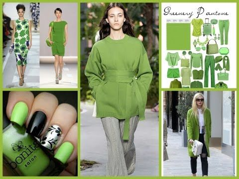 PANTONE 15-0343 Greenery is the PANTONE Color of the Year selection for 2017! A fresh and zesty yellow-green shade that evokes the first days of spring when ...