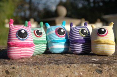 Craftjuice | Crafts | Sock toys, Sock monster, Sock crafts