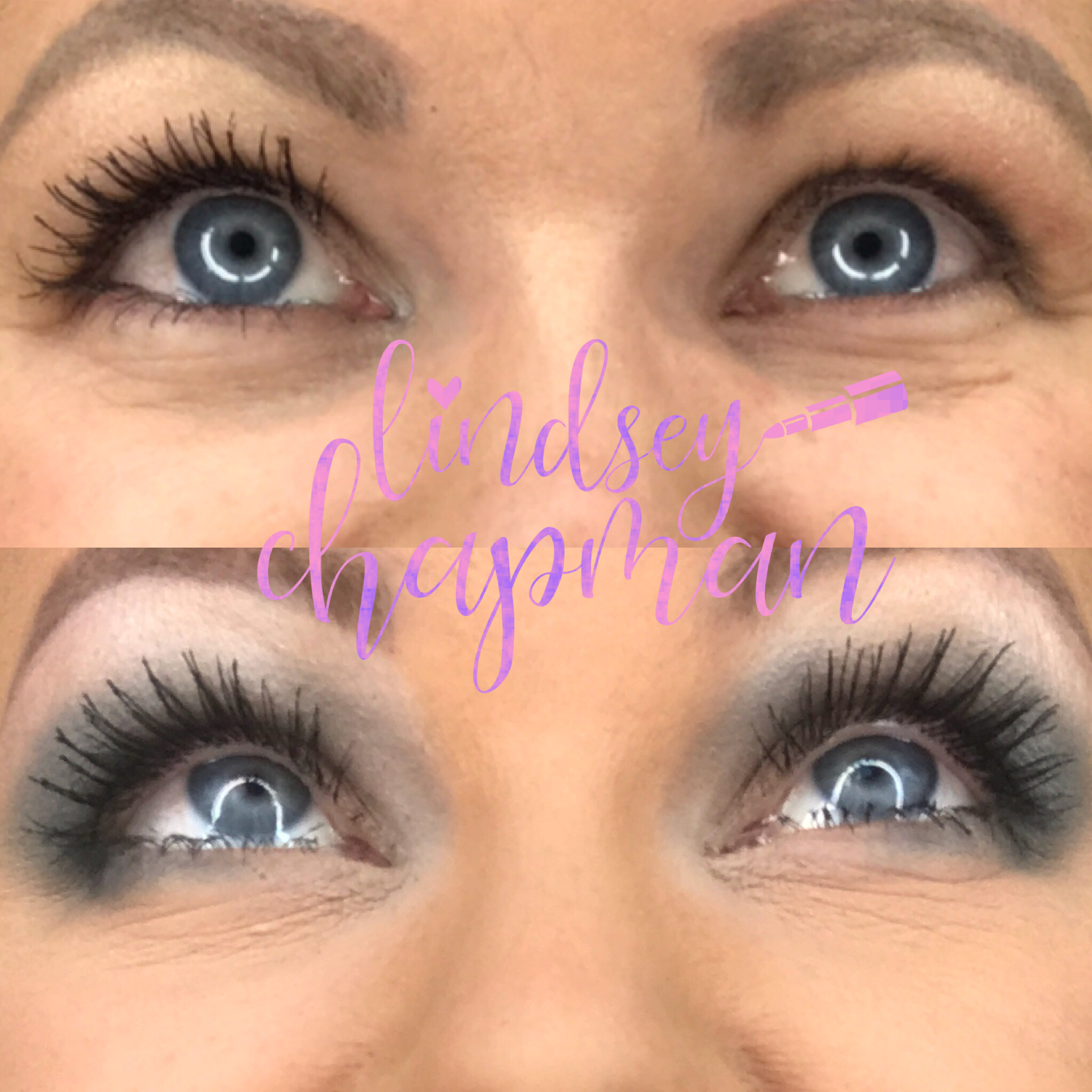d8643f1315c Younique Esteem Lash Serum Results after only 2 weeks of usage at night at  bedtime: