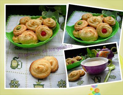 Paraiso: Pastas de almendra.Reto Tia Alia