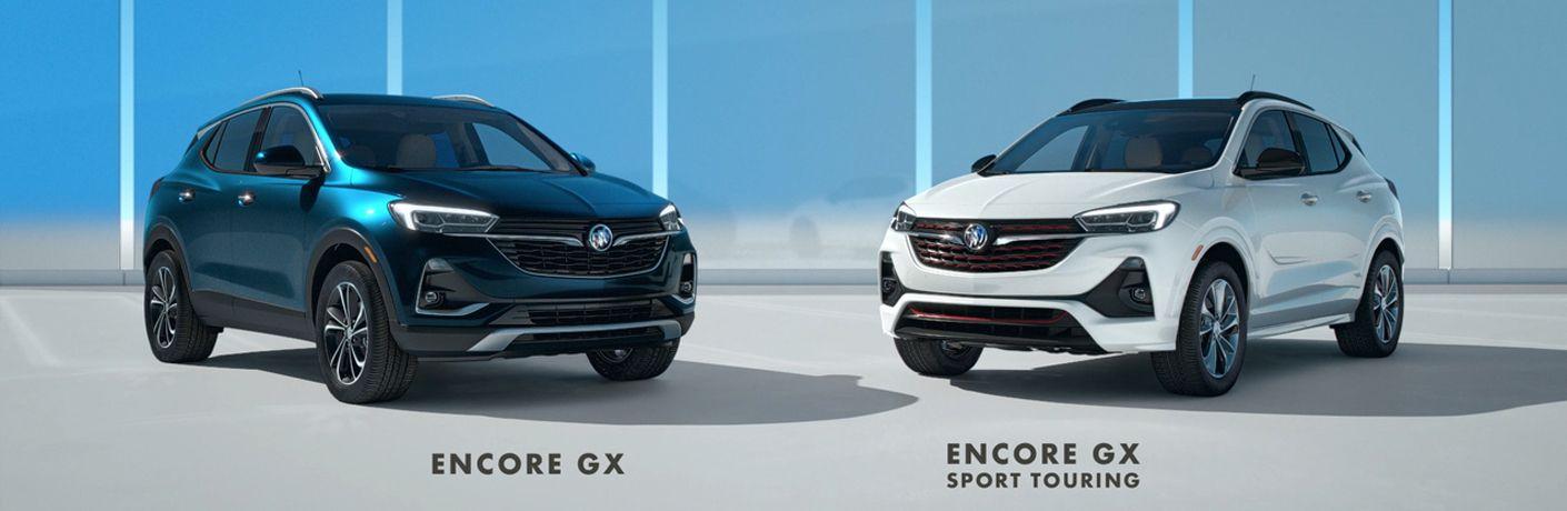 Encore GX & Encore GX Sport Touring in 2020 Sport