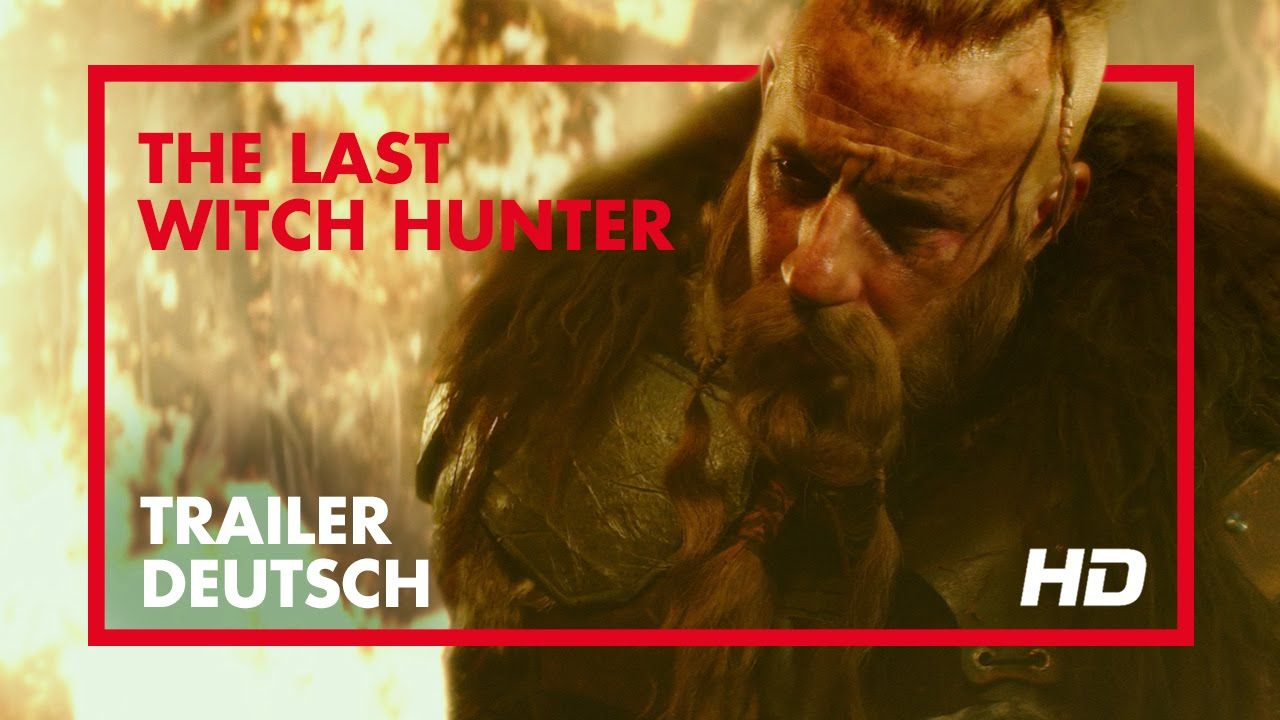Witch Hunter Trailer Deutsch