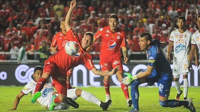 Ver onlineTransmision America de Cali vs Tolima en vivo y en directo Liga Aguila 10/01/2018 ...