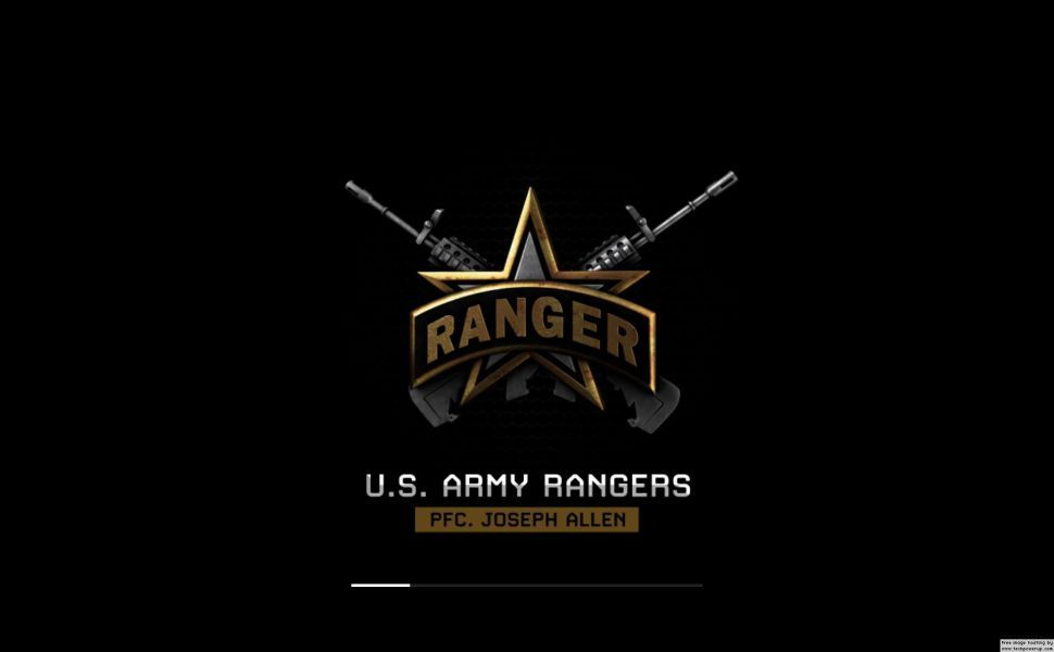 Call Of Duty Modern Warfare 2 Rangers Hd Wallpaper Us Army
