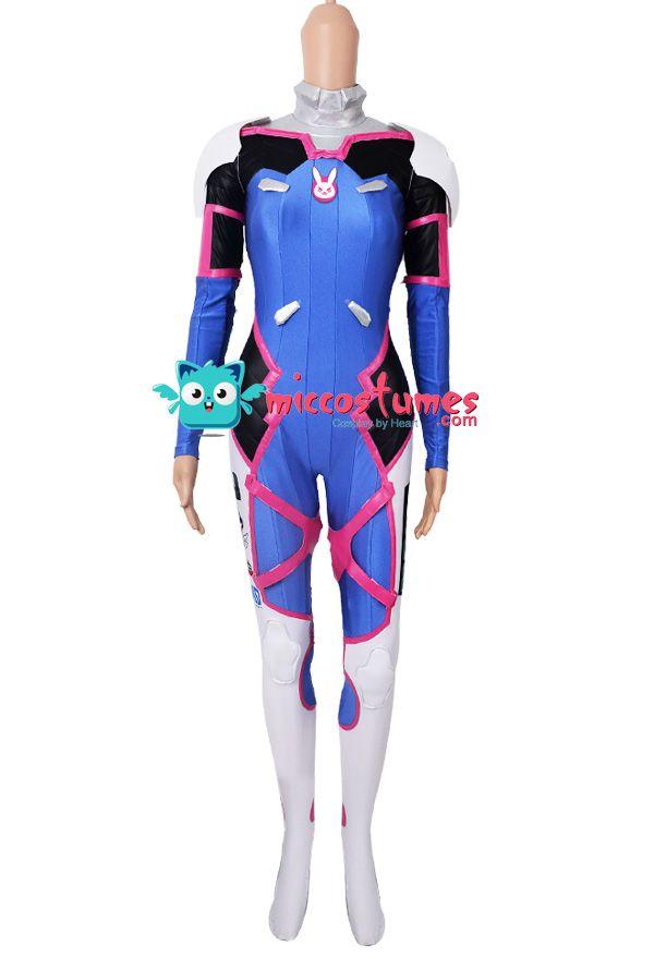 overwatch d va hana song cosplay costume cosplay from miccostumes pinterest overwatch. Black Bedroom Furniture Sets. Home Design Ideas