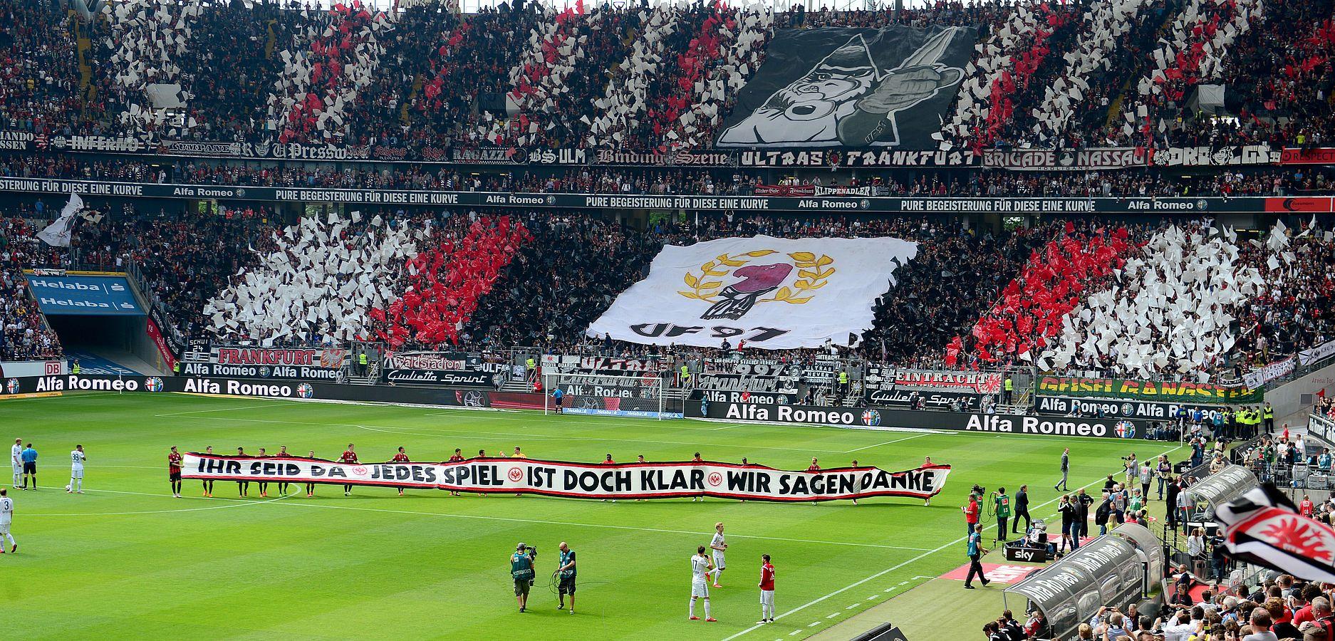 Eintracht Frankfurt Ergebnisse