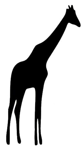 Animal Silhouette Silhouette Clip Art Desain