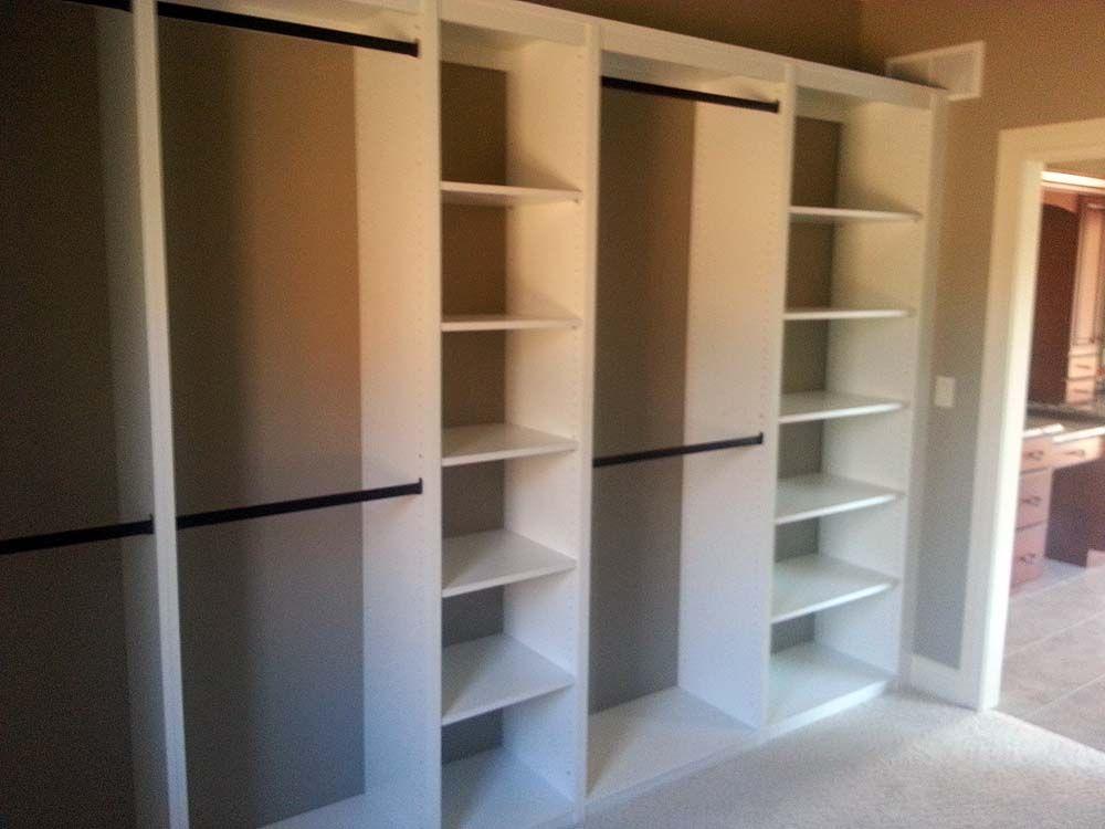 Clset Shelves | Closet Shelving: