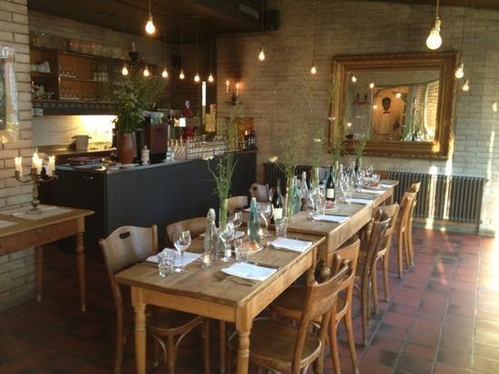 Restaurant Tizziani - Eventlocation in Zürich