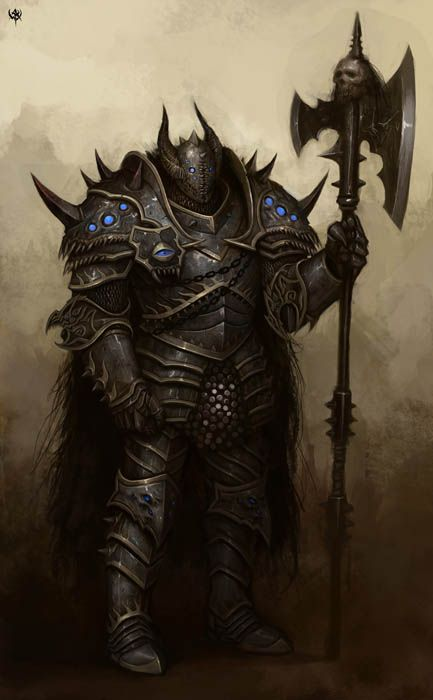 Knight Concept Art Google Search Evil Knights In 2019 Fantasy