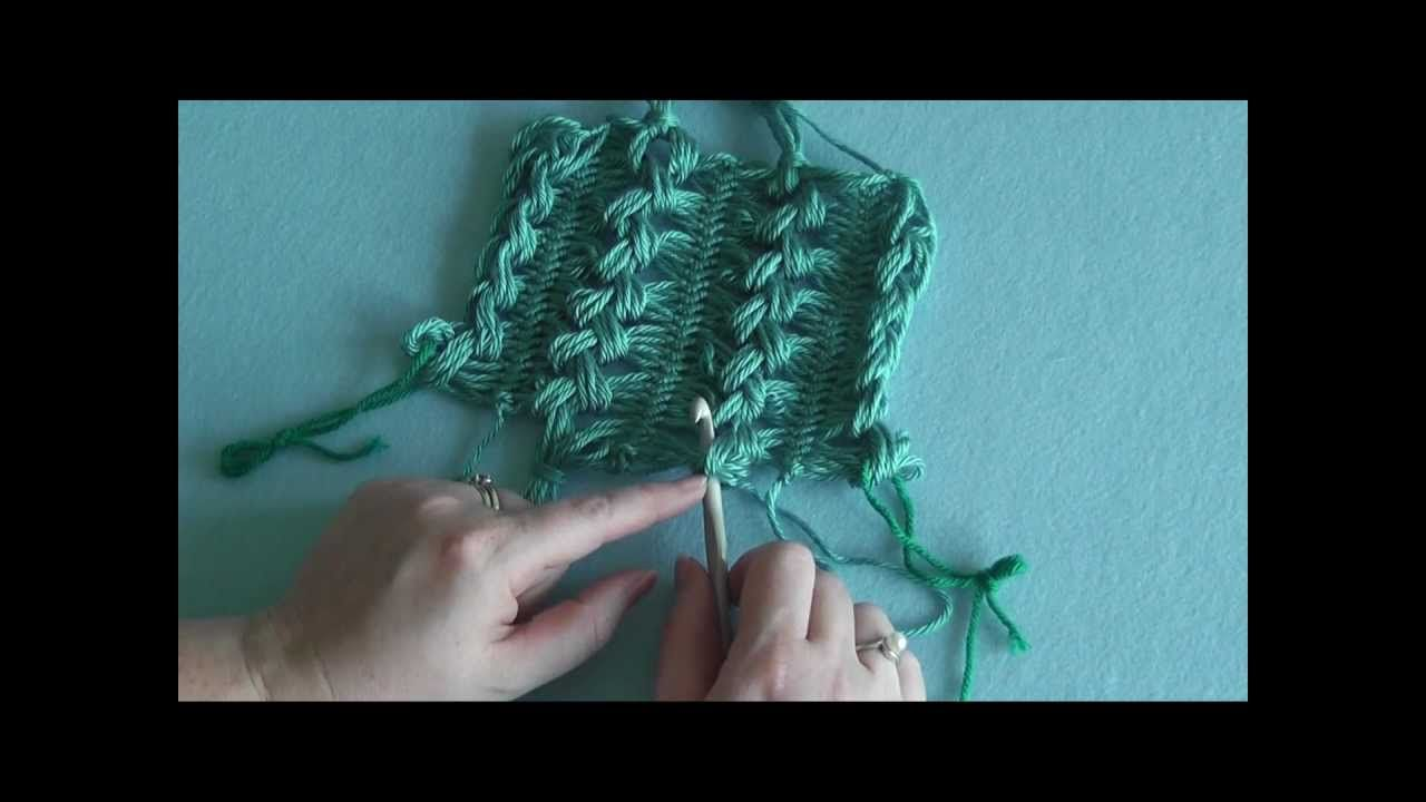 How to hairpin lace finishing ends with tassles part 5 http crochet shawl bankloansurffo Image collections