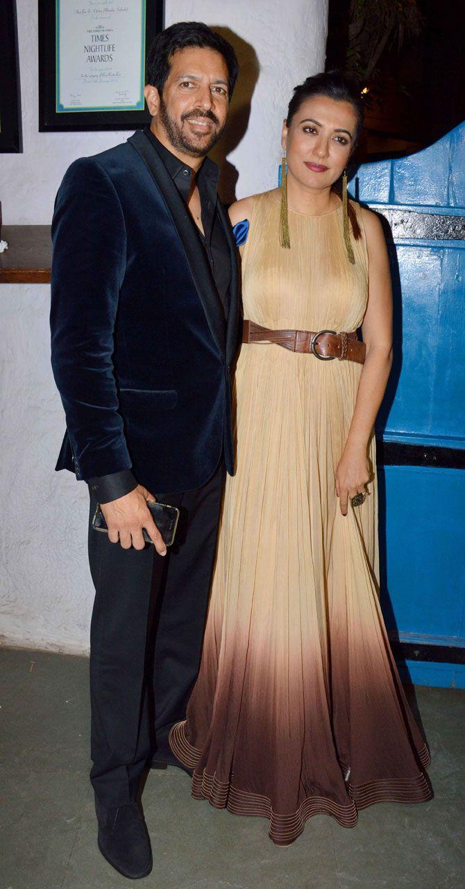 Kabir Khan and Mini Mathur at #Tamasha success bash. #Bollywood #Fashion #Style #Beauty #Hot #WAGS