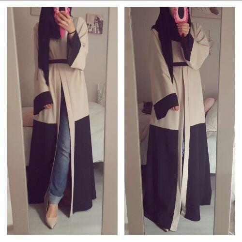 Abaya kimono TWO COLOR - Jennah Boutique