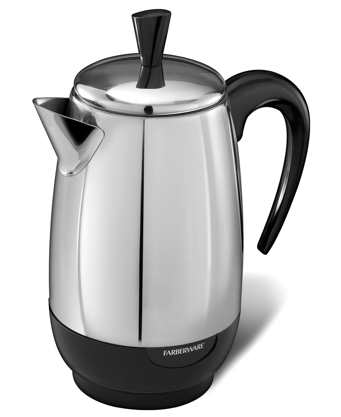 Farberware Pk8000ss Percolator Stainless Steel 8 Cup Coffee