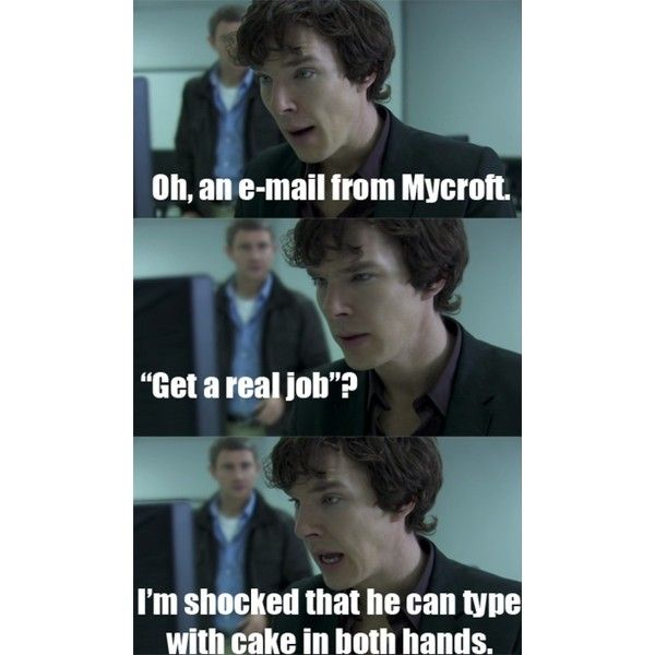 Sherlock (BBC) ❤ liked on Polyvore