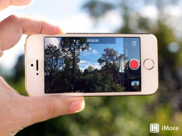iPhone 5S với Camera vượt trội