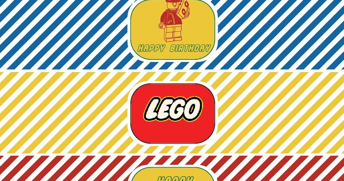whatpoppelinesees: classic lego inspired printable