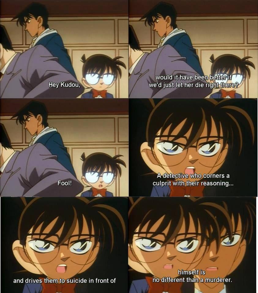 Kogoro, Heiji And Conan