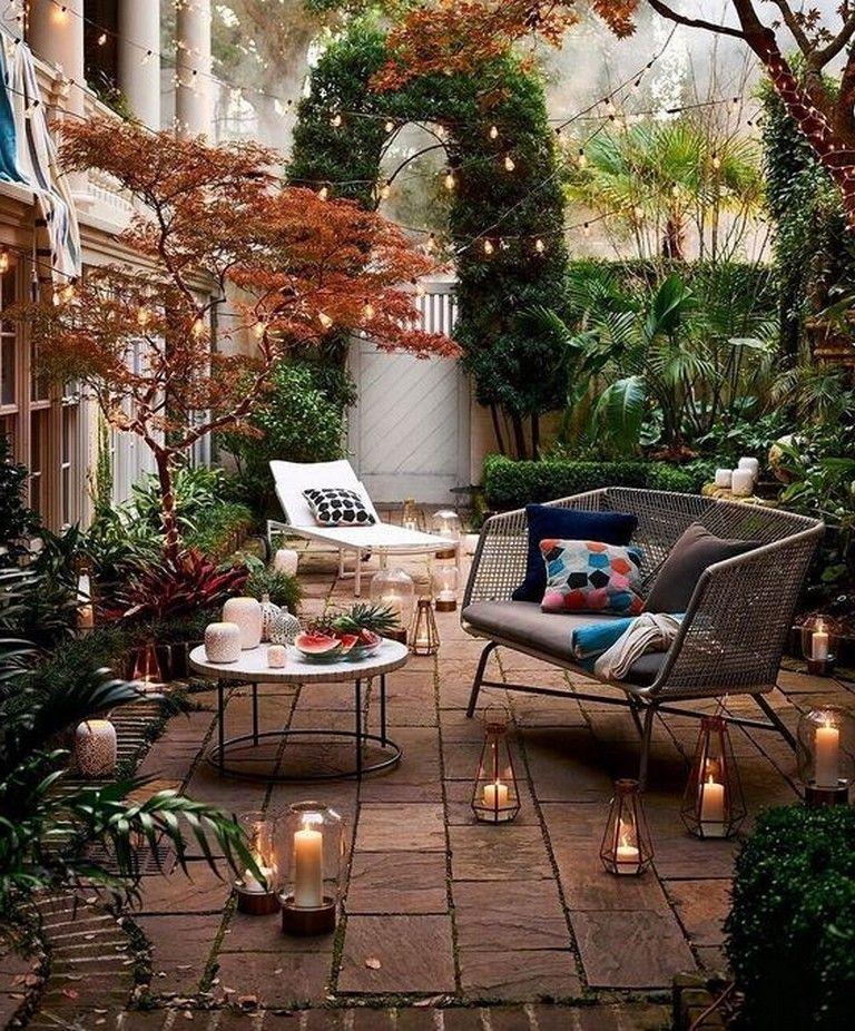 Small Garden Decking Ideas On A Budget: 28+ Stunning Fall Patio Decor Ideas On A Budget