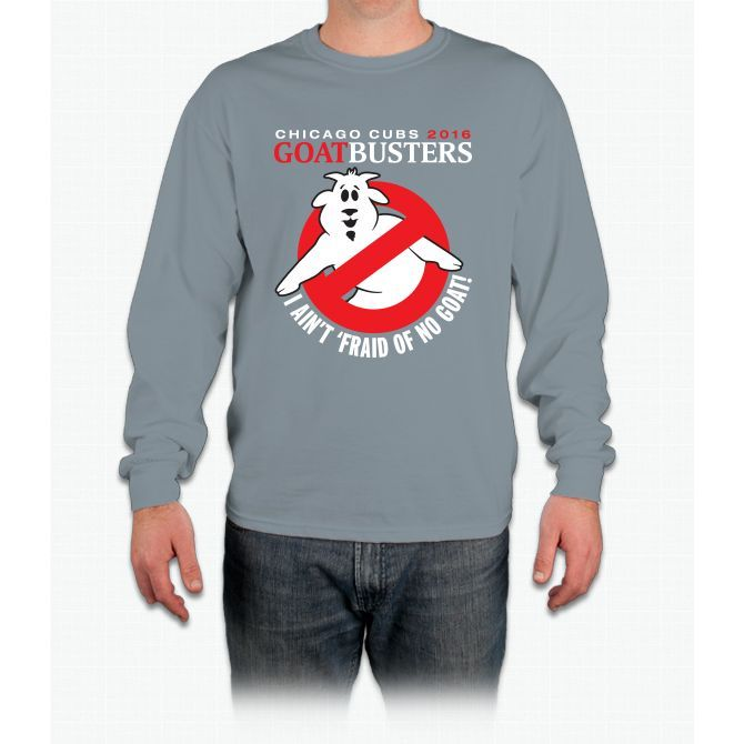 Cubs Goat-busters Chicago cubs Long Sleeve T-Shirt