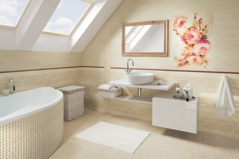 plus de 1000 ides propos de salle de bain sur pinterest htel ace design et dco - Salle De Bain Beige Et Blanche