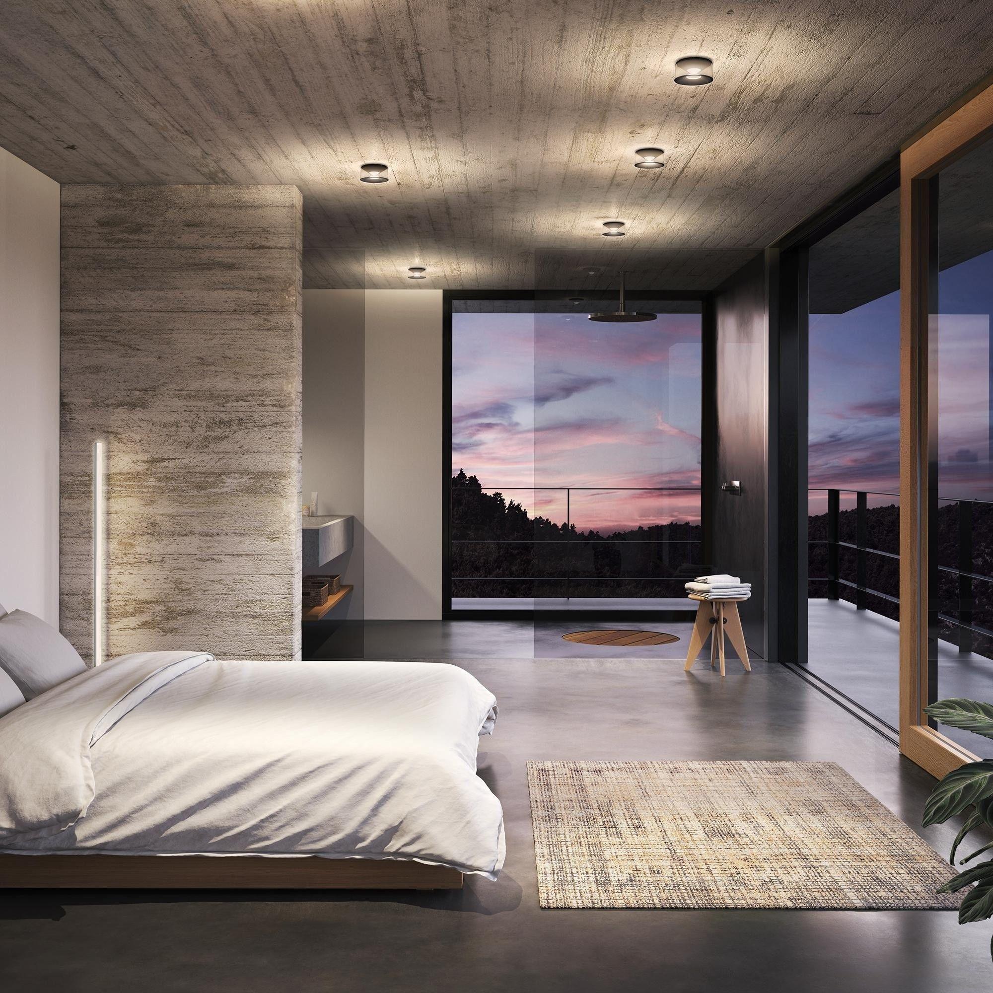 Ribag Vior Deckenleuchte Led Deckenleuchte Beleuchtung Schlafzimmer Beleuchtung