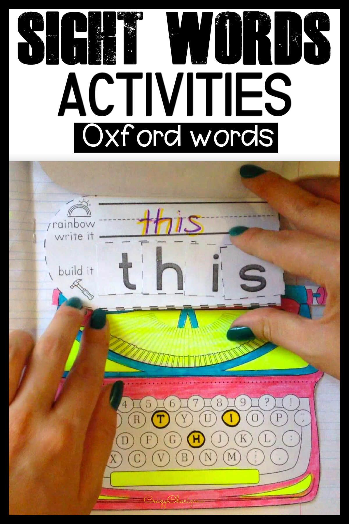 Engage Students With Oxford Sight Words Second Hundred