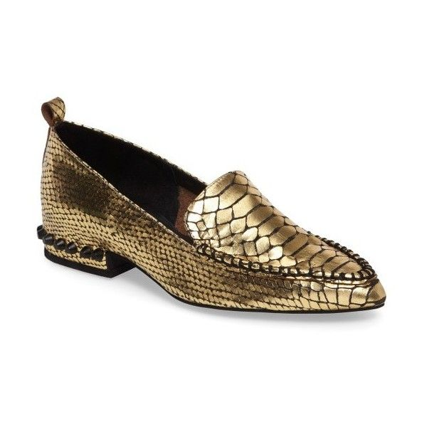 Jeffrey Campbell Women's Barnett Studded Loafer