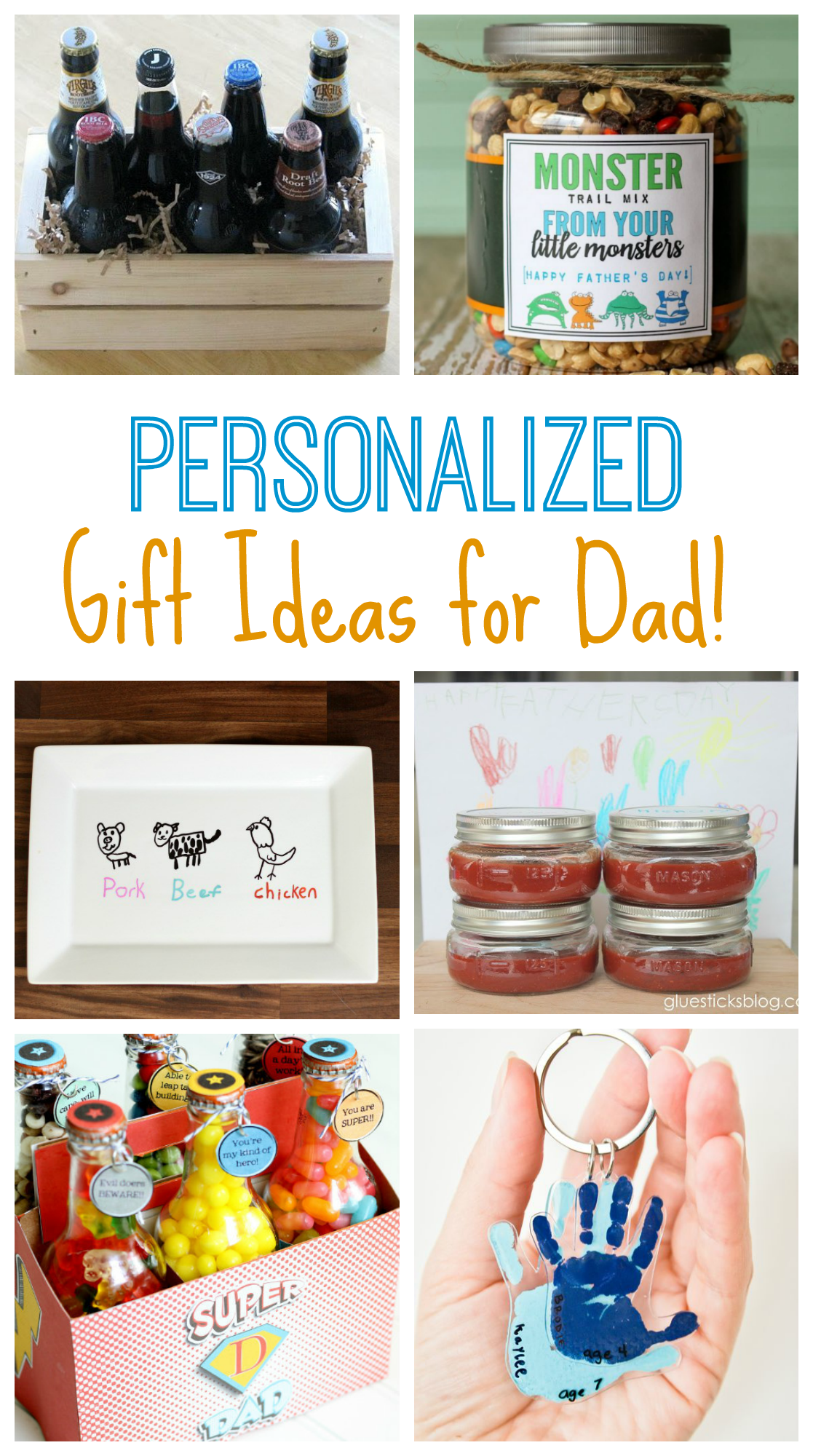 Personalized Gift Ideas For Dad For Birthdays Christmas