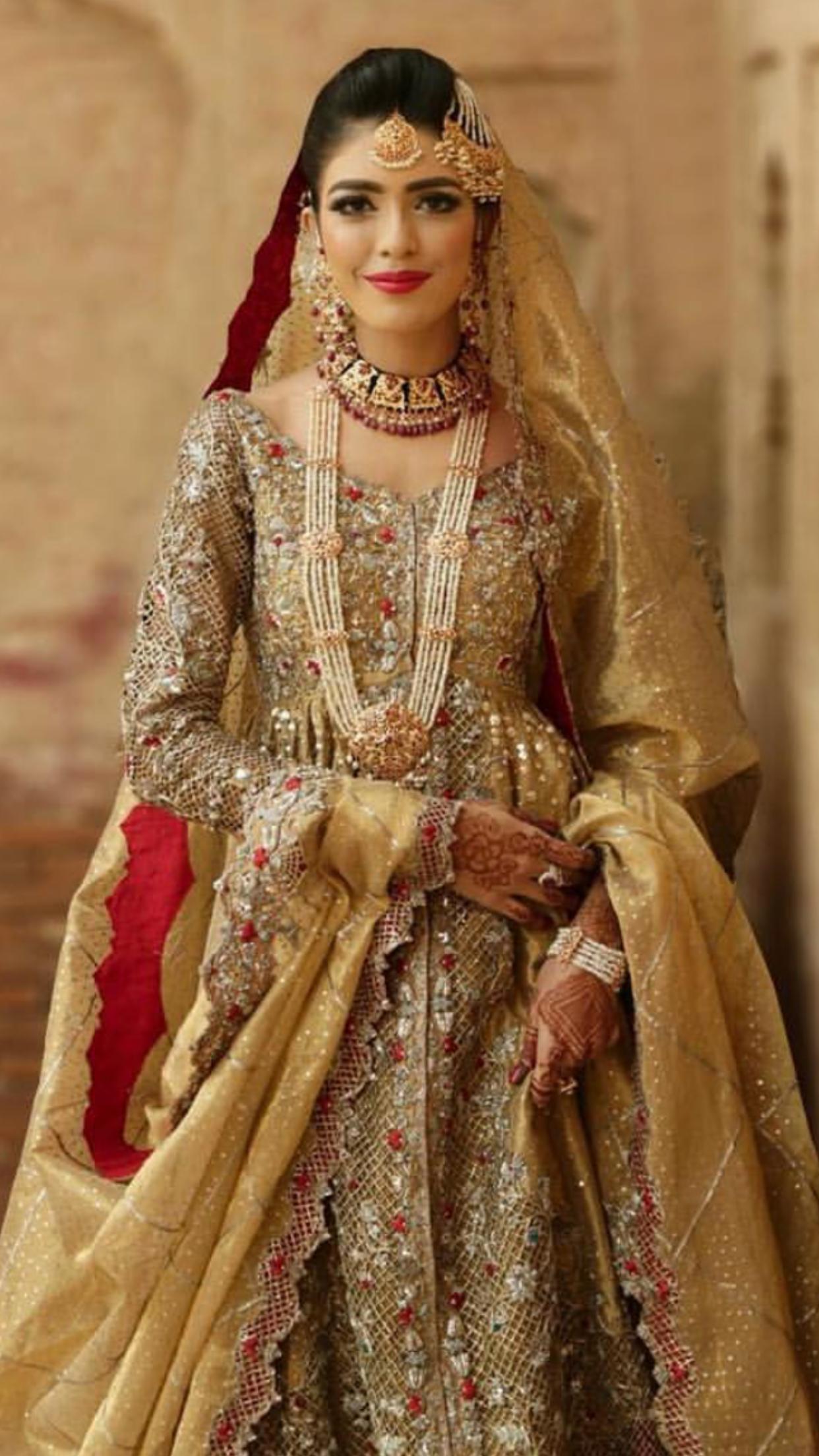 Pakistani couture Pakistani bridal dresses, Pakistani