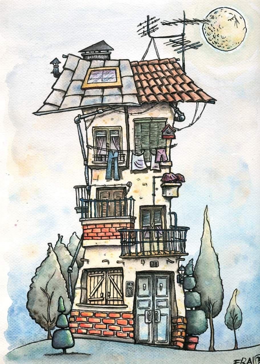 Das Haus von Alvarado von franki02 auf DeviantArt in 2020
