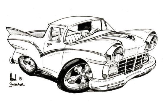 ranchero by adstamper car artwork