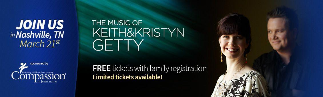 Keith & Kristyn Getty Concert