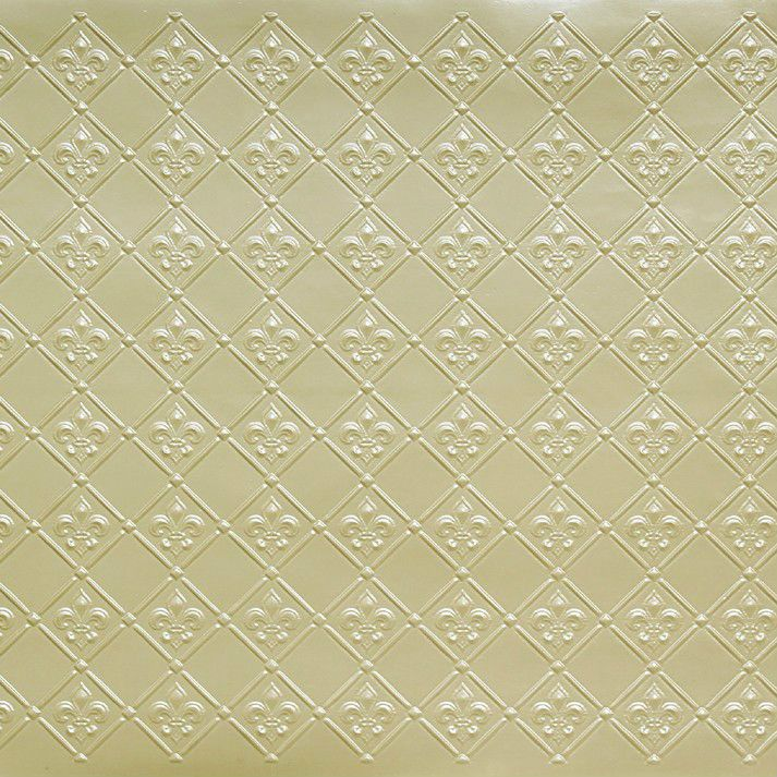 Fleur De Lis Glue Up PVC Backsplash And Wallcovering Rolls Deckendekor,  Deckenplatten, Ideen Für